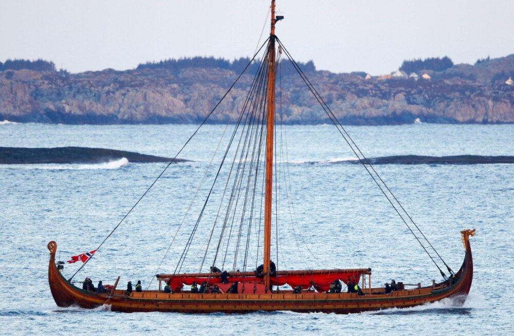 Lõpuks selge: viikingite Gröönimaale saabumise hetkel oli saarel teistsugune kliima