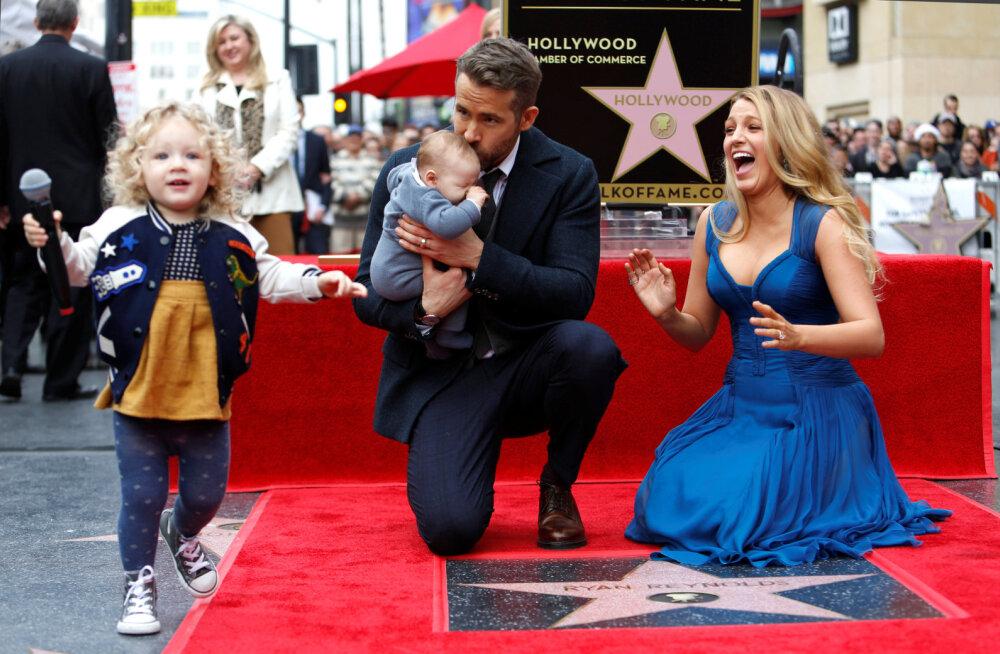 Naised kiidavad taevani: näitleja Blake Lively tunnistab üles, kuidas ta pärast rasedust taas supervormi sai