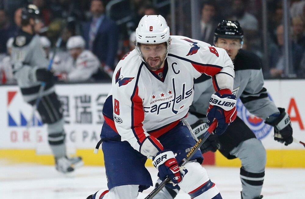 Capitals Kings Hockey