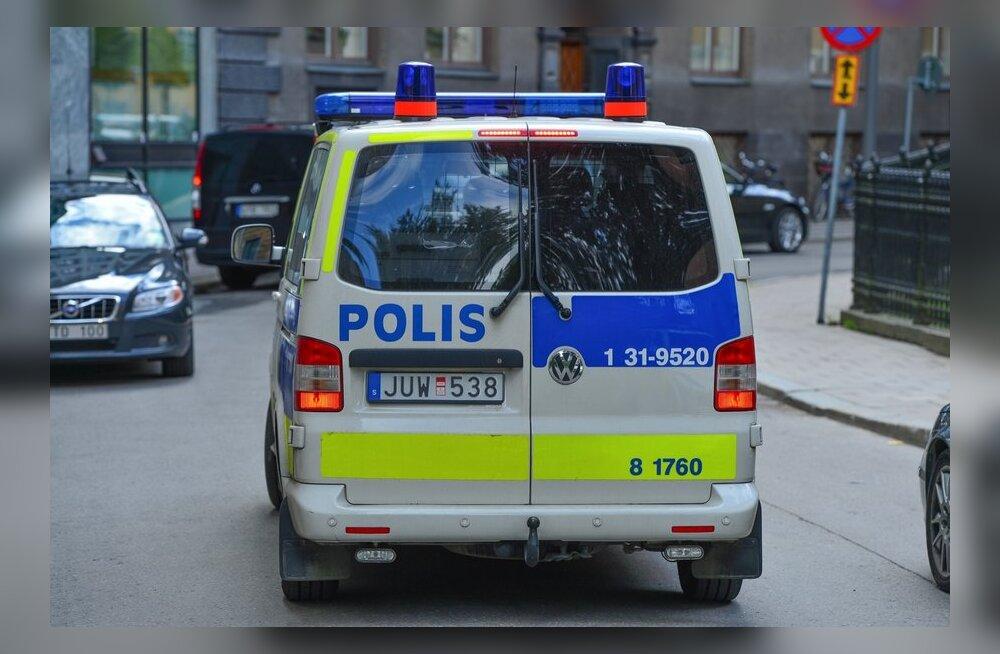 У стокгольмской станции метро прогремел взрыв, есть пострадавшие
