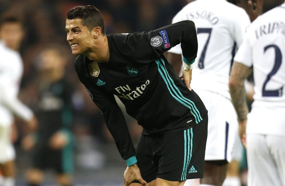 Cristiano Ronaldo: ma ei uuenda Realiga lepingut