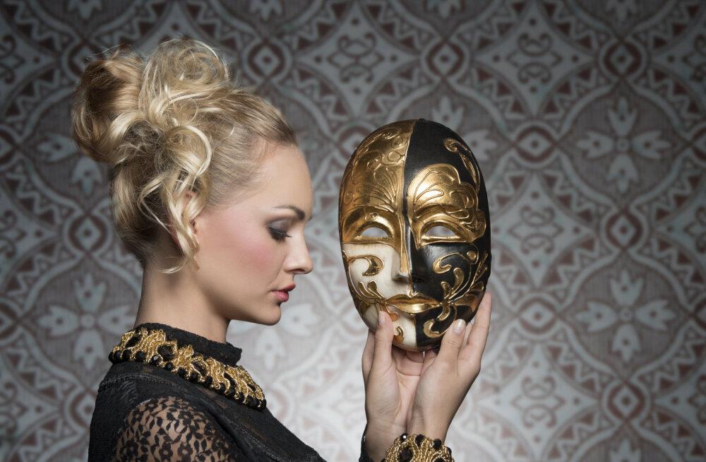 Alkeemia lugemisnurk   Alar Tamming: mask on meie avalik isiksus, mis ümbritseb ego justkui koor