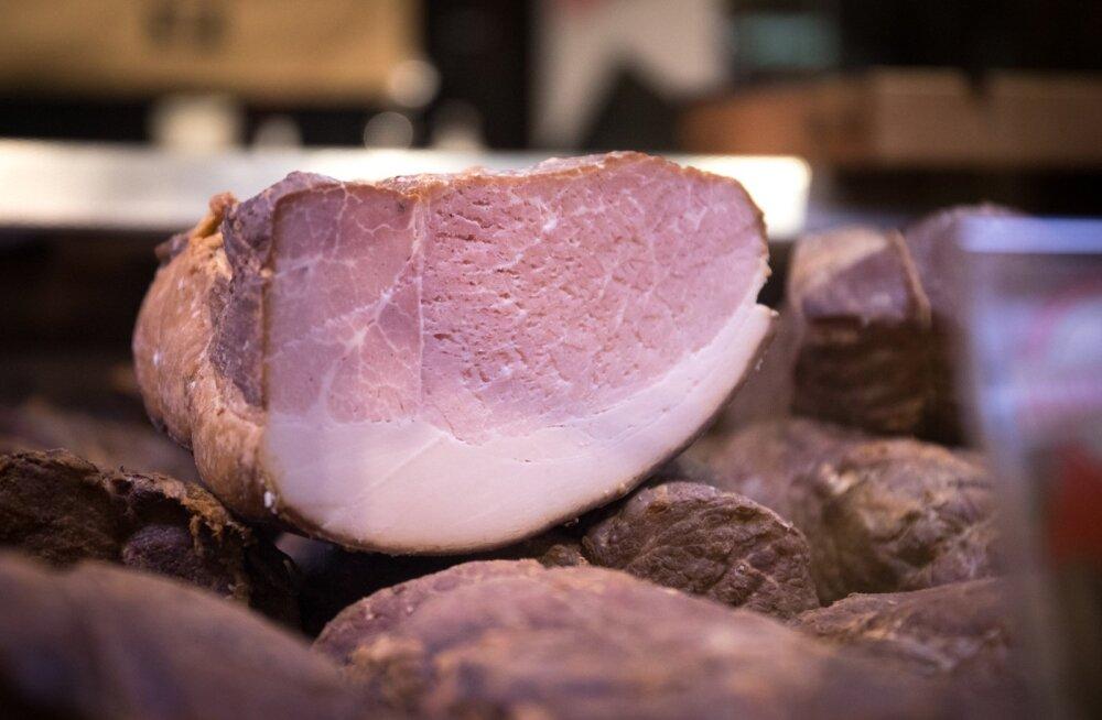 Politseinikud pidasid kinni Põhja-Eestis olematut liha müünud petise