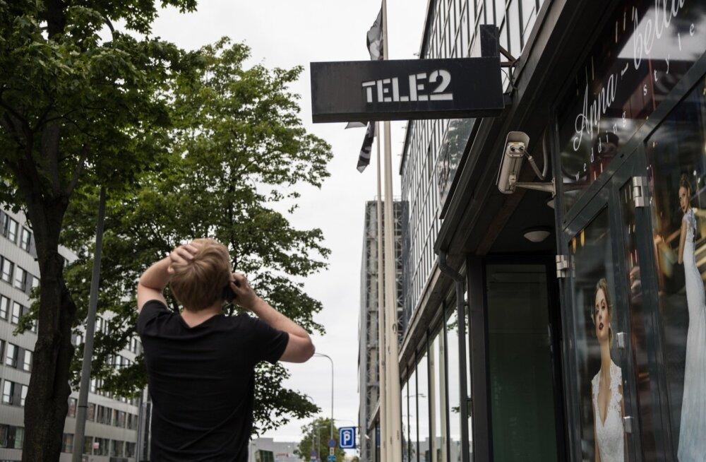 Tele2 Tartu klientide levi paranes oluliselt
