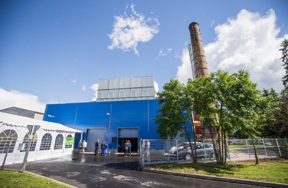 Fortum Tartu avab pidulikult Baltimaade teise külmajaama