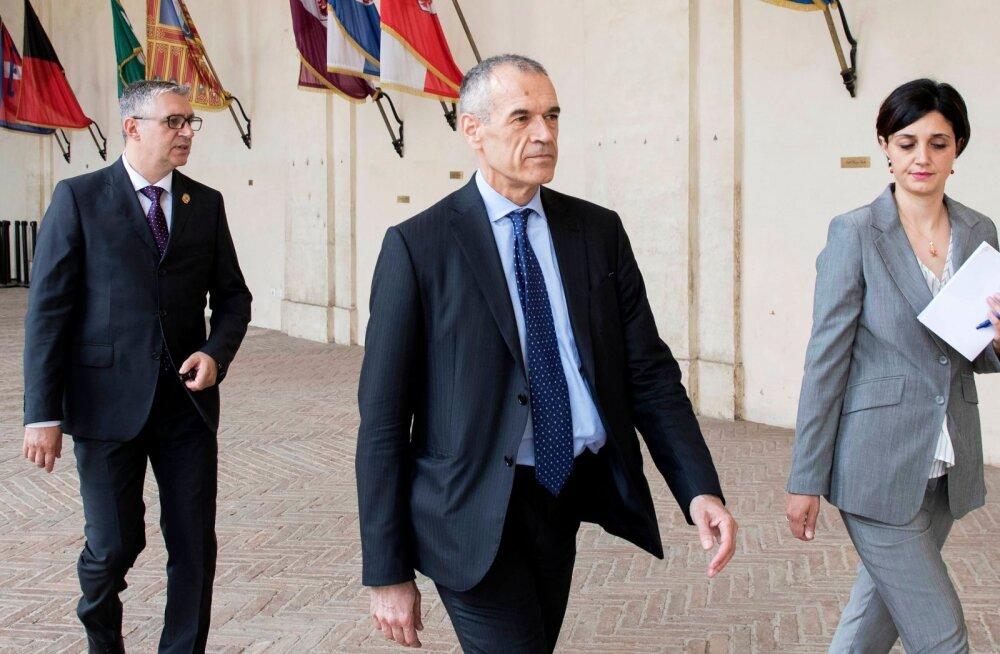 Investorid võtsid Itaalia poliitilise kaose vastu positiivselt