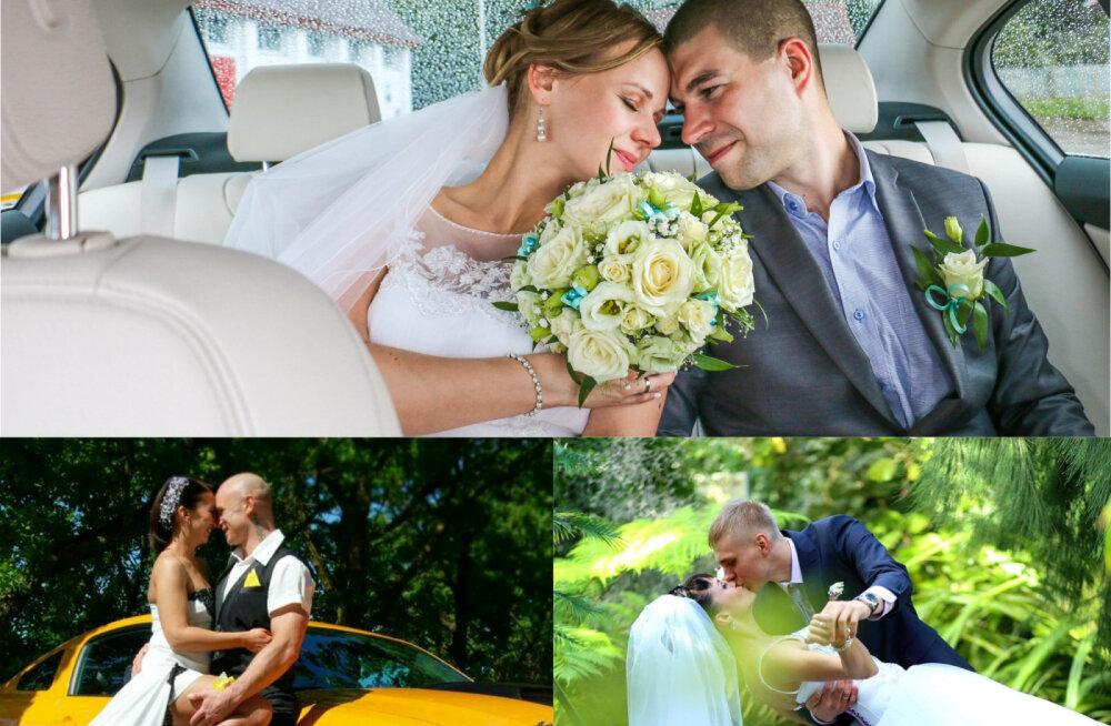 ФОТО читателей Delfi: Ах, эта свадьба! Самые красивые пары портала Rus.Delfi