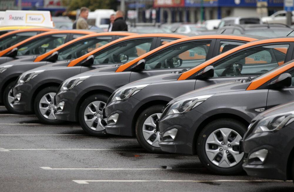 Kaspersky Lab tuvastas ühisauto kasutamise rakendustest potentsiaalsed ohud