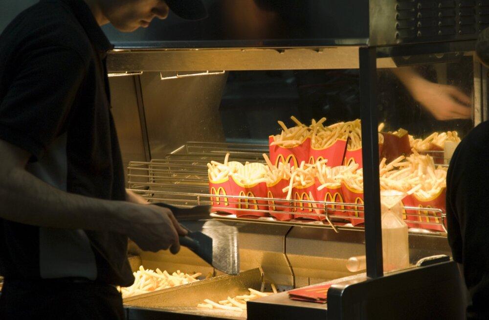 Miks McDonald's oma firmaroa retsepti muutis ning miks pole see sugugi tervislikum?