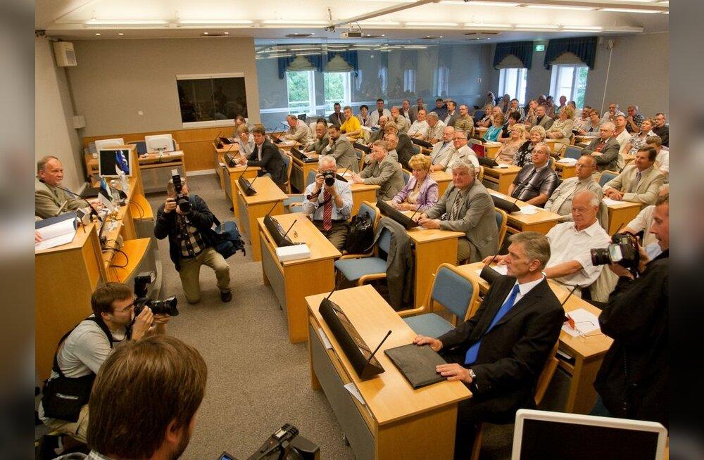 ЦЕНТРИСТЫ ПРОГОЛОСОВАЛИ: Индрек Таранд — кандидат в президенты Эстонии