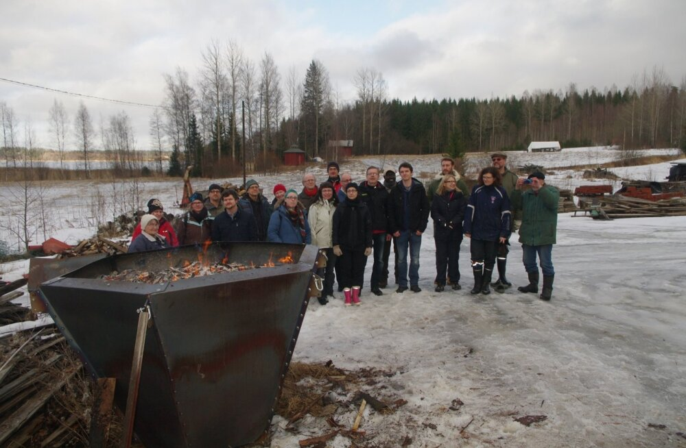 Biosütt saab ka ise toota ja Soomes on rühm entusiaste, kes seda katsetavad.