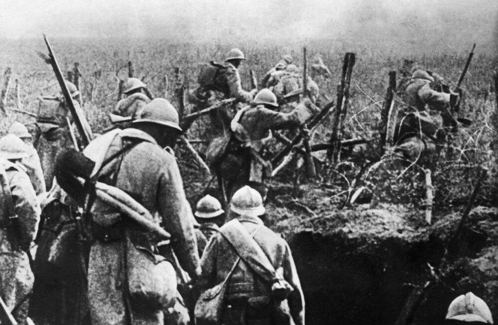 Esimeses ilmasõjas hukkunud tundmatu sõduri isik tuvastati üle saja aasta hiljem DNA-analüüsiga