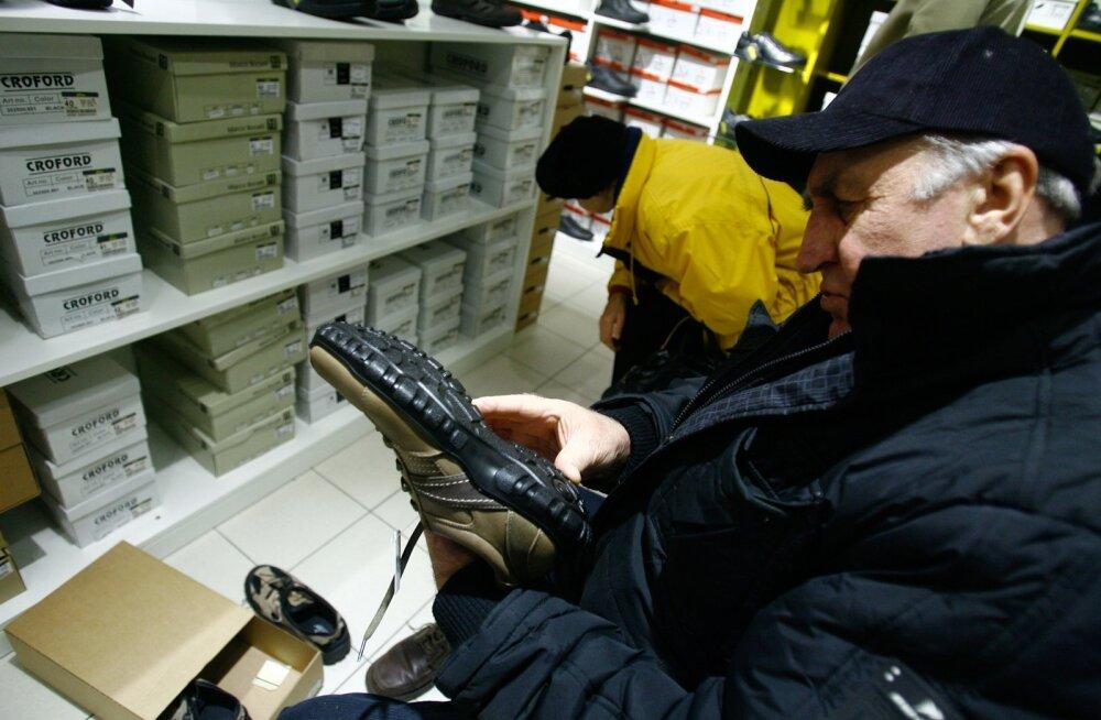 SHU kingapoe avamine Pärnus