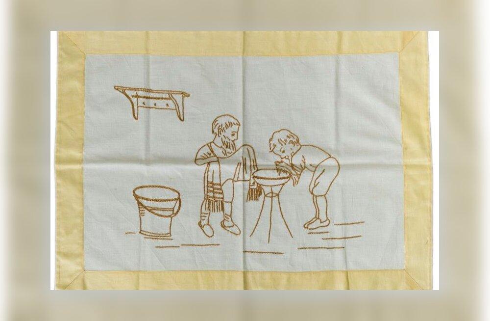 Ajaloomuuseum kutsub tutvuma viisidega, kuidas säilitada esivanemate jäetud tekke, käterätikuid ja riideid!