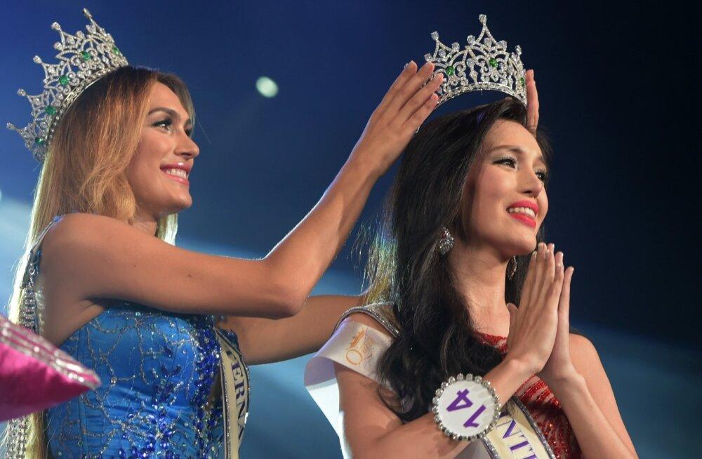 Мисс международная королева транссексуалов