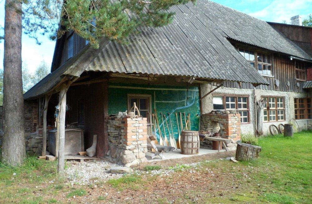 Viruna talu tutvustab avatud talude päeval vanaaegset elu.