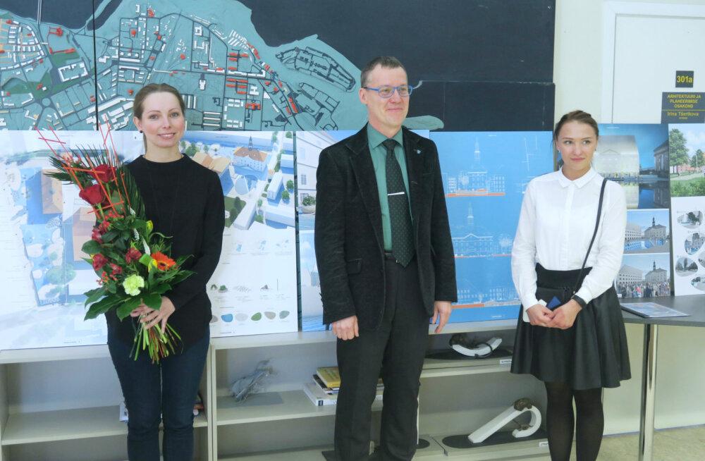 Объявлены победители архитектурного конкурса по реконструкции центра Старой Нарвы