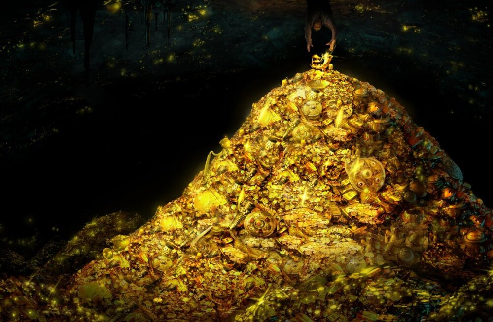Kas kuningas on tõesti väärt oma kaalu kullas? Suurim lunaraha, mida kunagi maksta tulnud