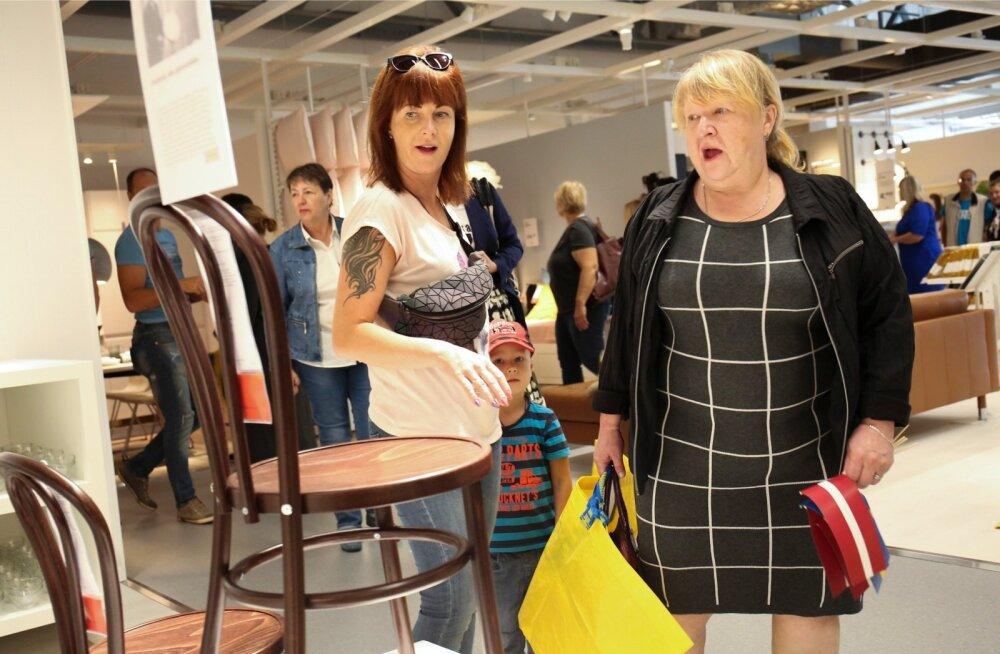 IKEA mööbel võttis lätlased ahhetama.