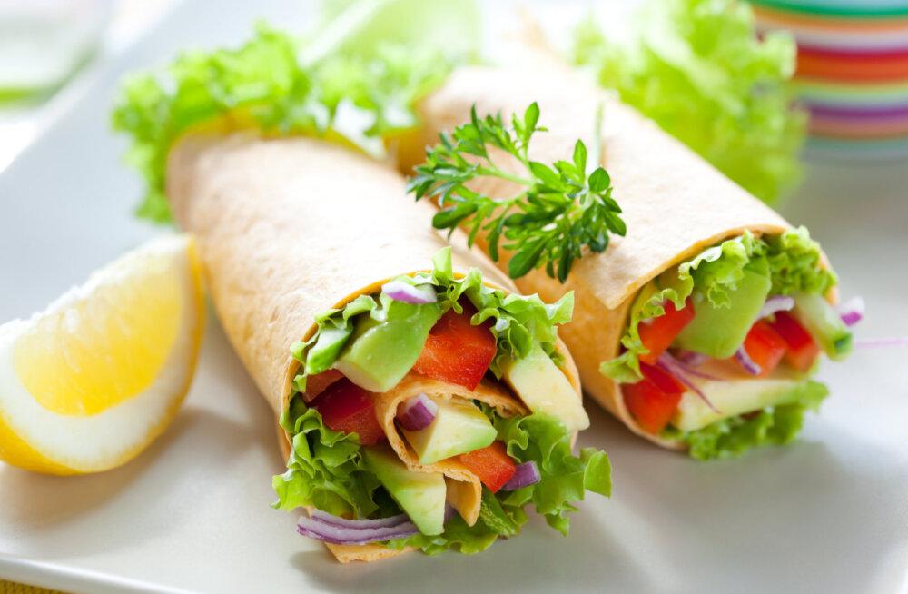 Suveks saledaks: kolm tervislikku lõunasöögisoovitust toitumisnõustaja Signessa Kalmuselt