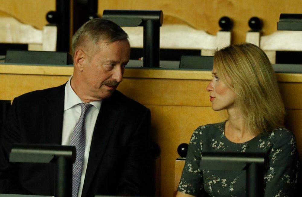 Siim ja Kaja Kallas