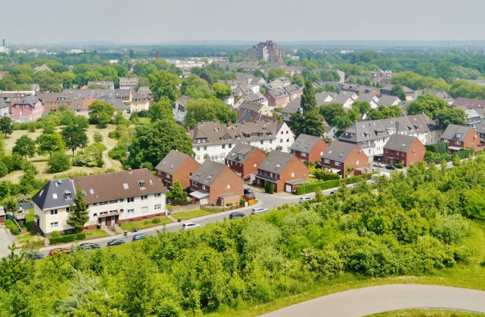 Duisburgi linna Nordrhein-Westfaleni liidumaal