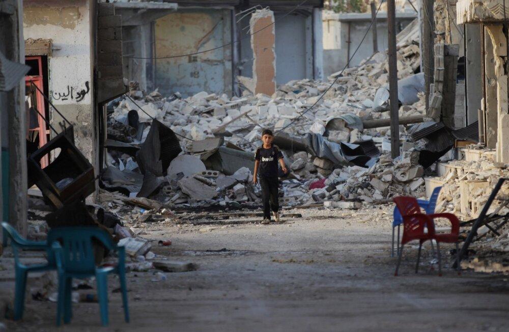 Venemaa jätkab Aleppos tsiviilisikute ründamist.