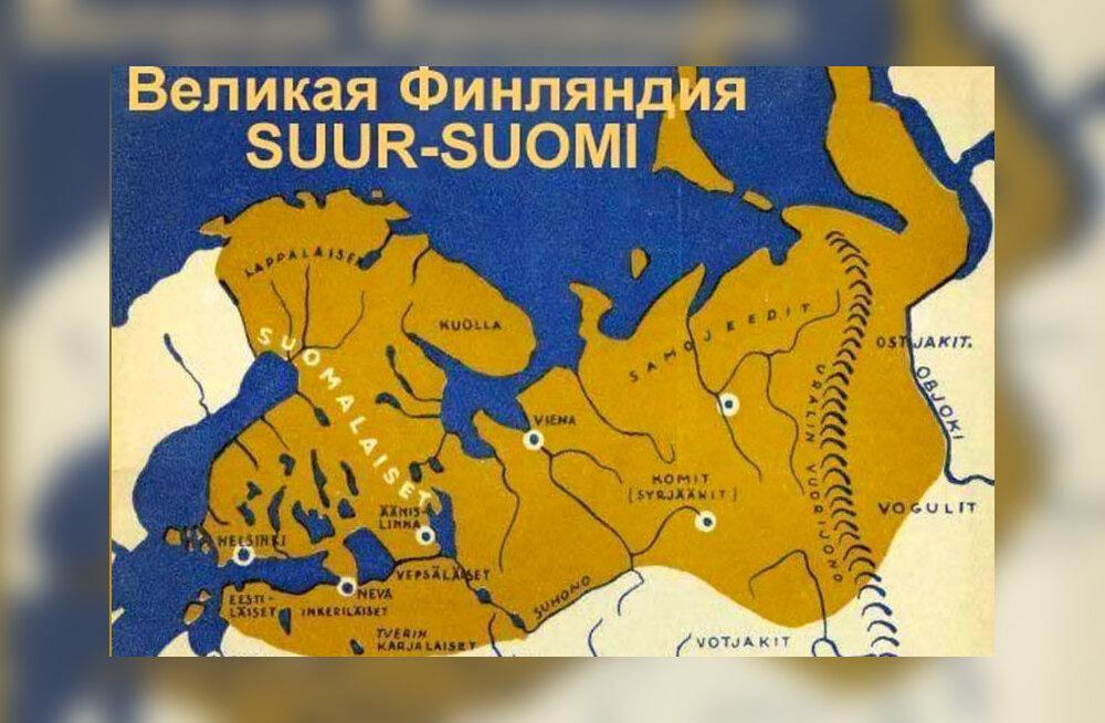 VENE MEEDIA PÄEVIK   Venemaalt kriminaalsüüdistuse eest pagenud Suur-Soome pooldaja otsis varjupaika Eestist, mitte Soomest