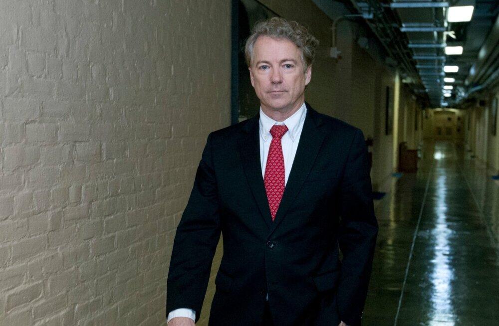 Ühe senaatori vastuseis kokkuleppele kutsus taas esile USA valitsuse tööseisaku