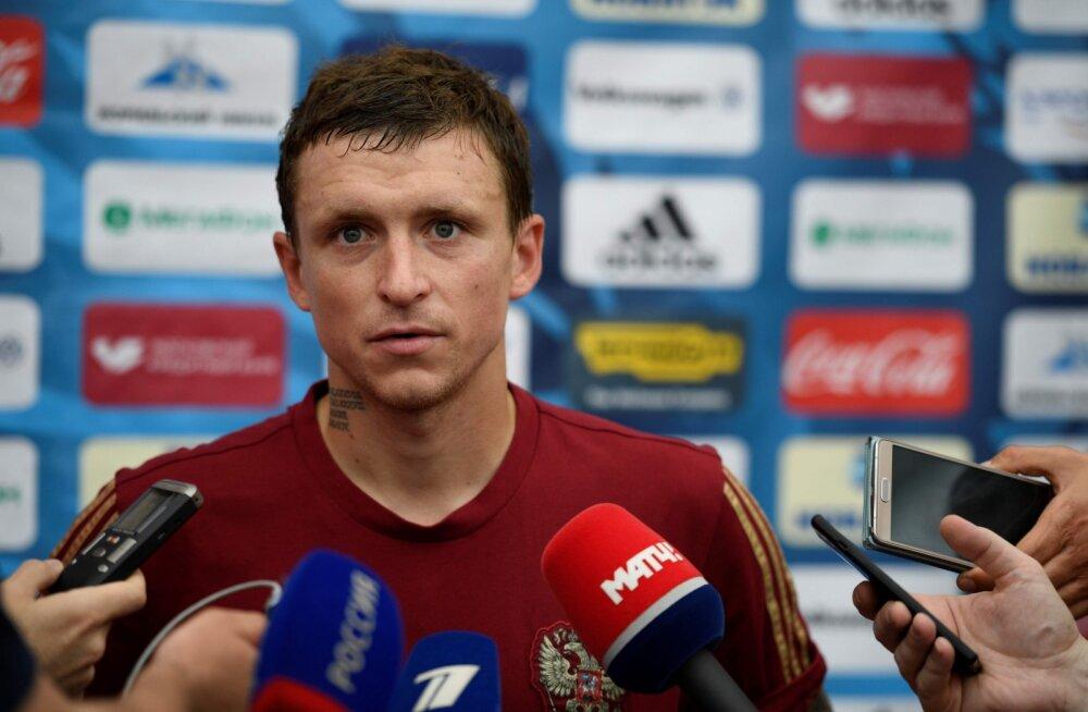 Футболисты Мамаев и Кокорин задержаны по делу о хулиганстве