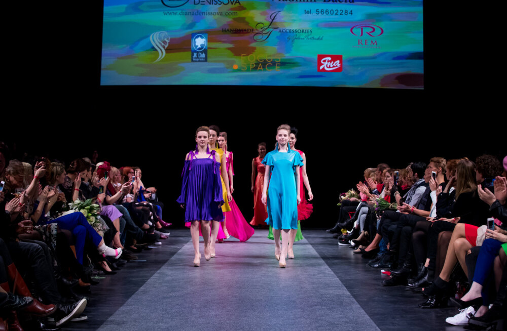 Tallinn Fashion Week. Долой стандарты!