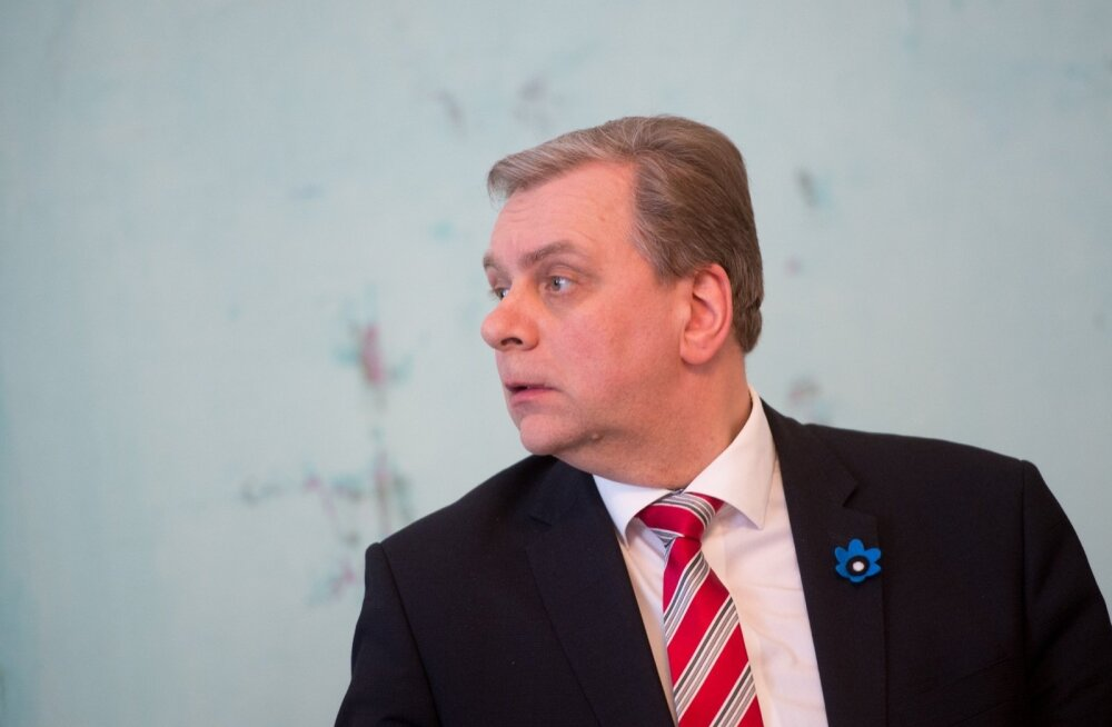 Андрес Херкель объяснил разницу в восприятии коррупции в Таллинне и в Ида-Вирумаа
