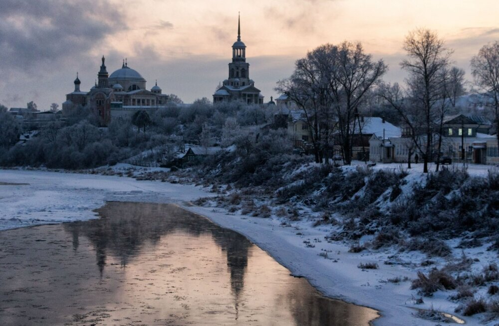 Vene linn Toržok