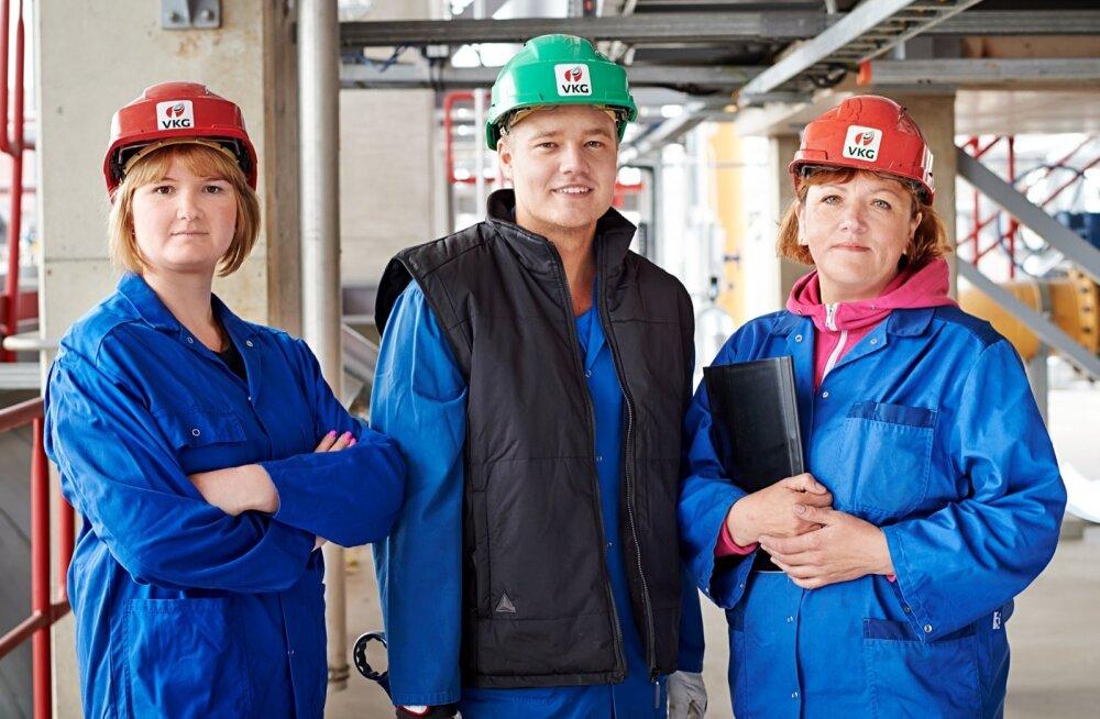 Viru Keemia Grupp on viimastel aastatel väljastpoolt EL-i Eestisse tööle toonud kuus tippspetsialisti, peale selle on neil käinud 12 praktikanti.