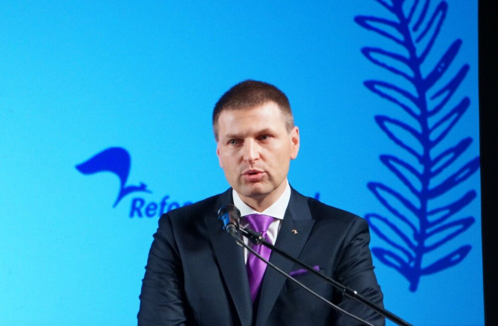 Hanno Pevkur Reformierakonna esimehekandidaadi kõnes: ma ei taha, et Eestist saab vasakpoolsete maksueksperimentide või riigivõimu paisumise katsepolügoon