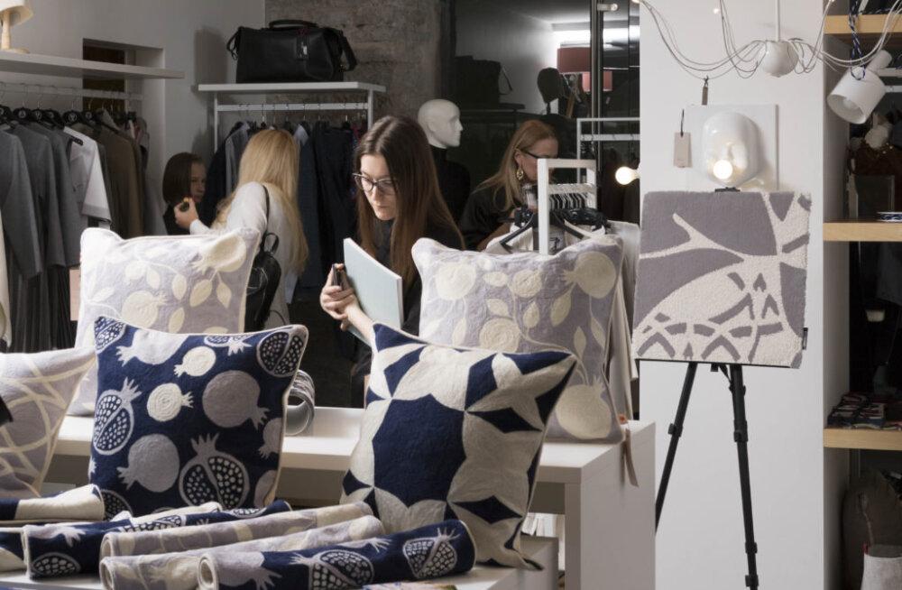 Эстонский дизайн: уют, комфорт и настроение