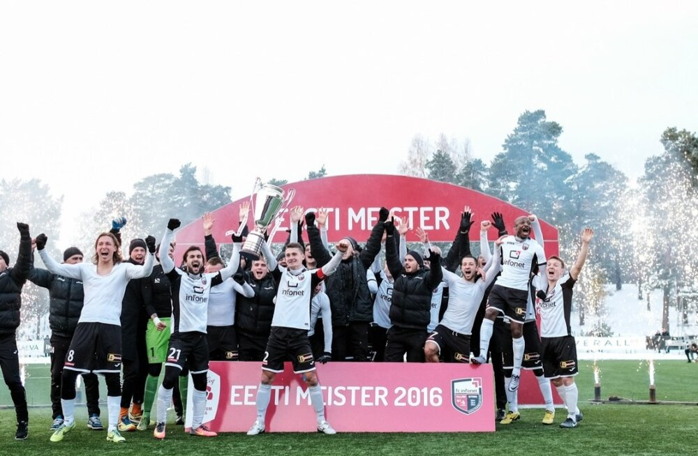 Eesti meister FC Infonet