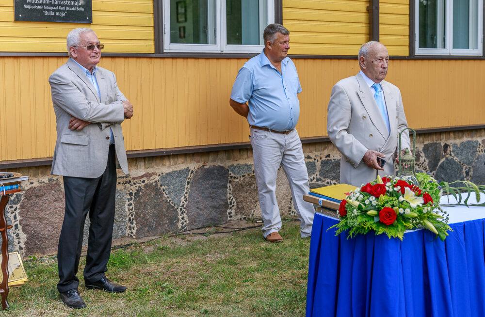 MEIE MAA   Karl Osvald Bulla – lõpuks ikka saarlane