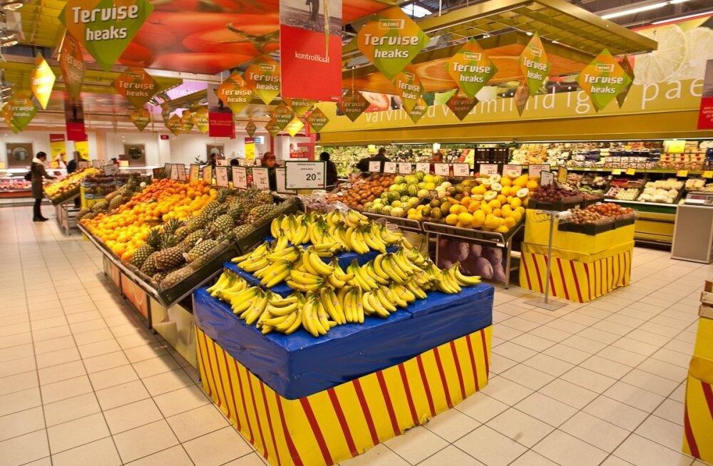 Puu- ja köögiviljad