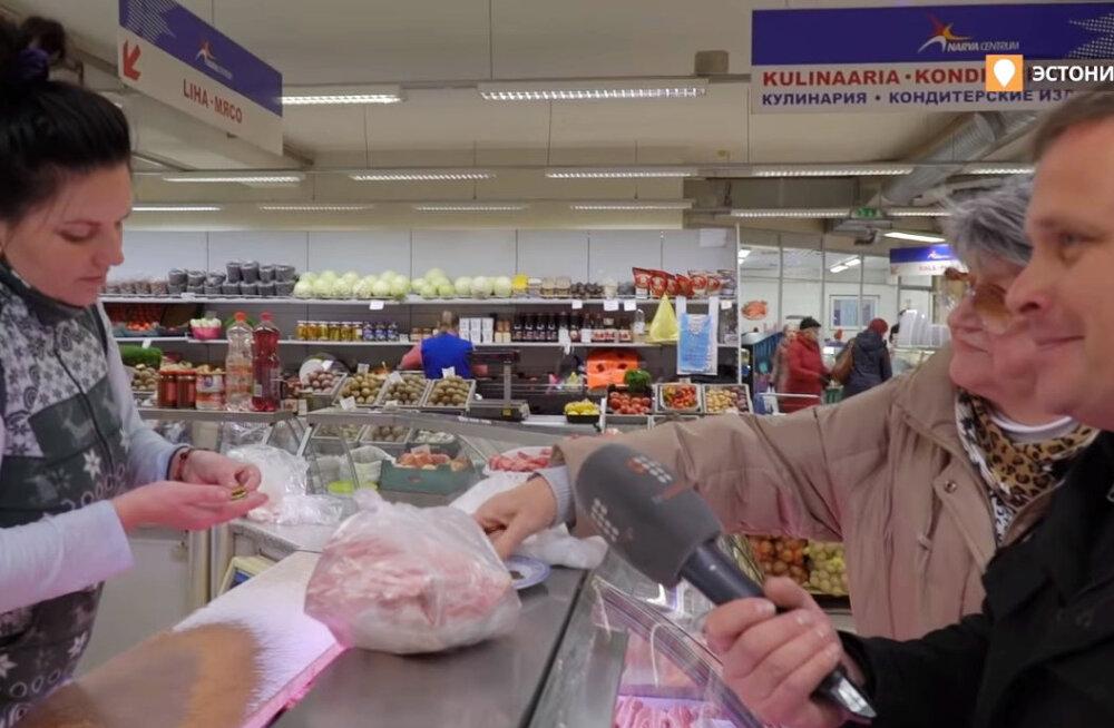 """ВИДЕО: Станет ли Нарва """"следующим Донбассом""""? Популярный украинский телеканал разобрался в вопросе"""