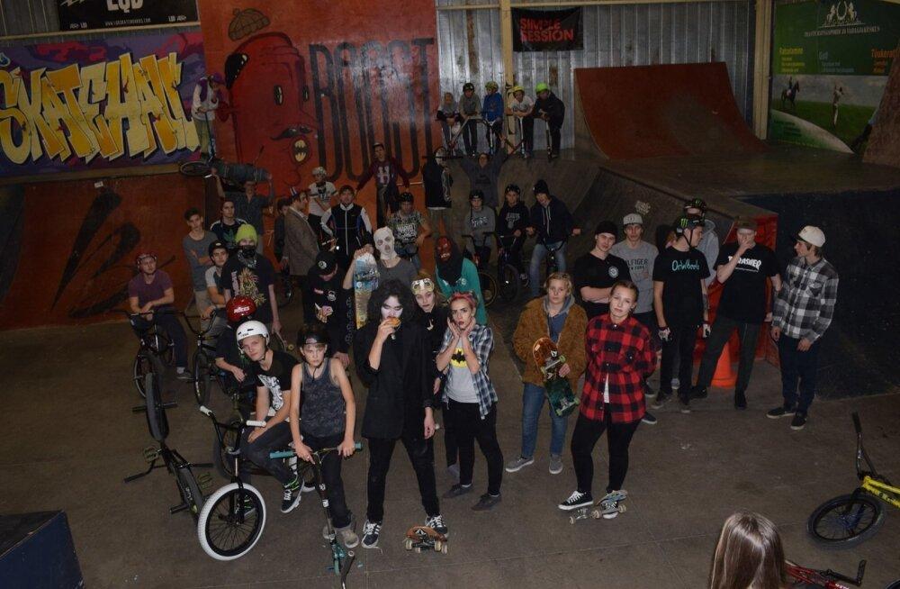 Tartu Skatehall