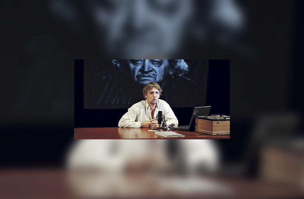 Tanel Saare omapärane duett Jüri Järvetiga