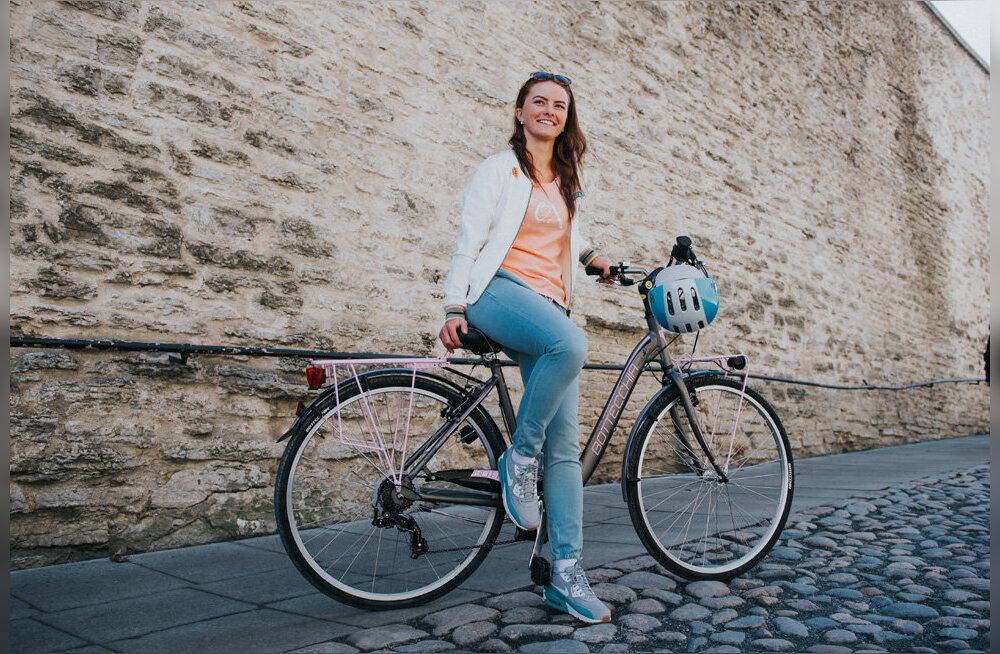 SPORTLASELT HARRASTAJALE: Janelle Uibokand: motivatsiooni tuleb leida iseenesest