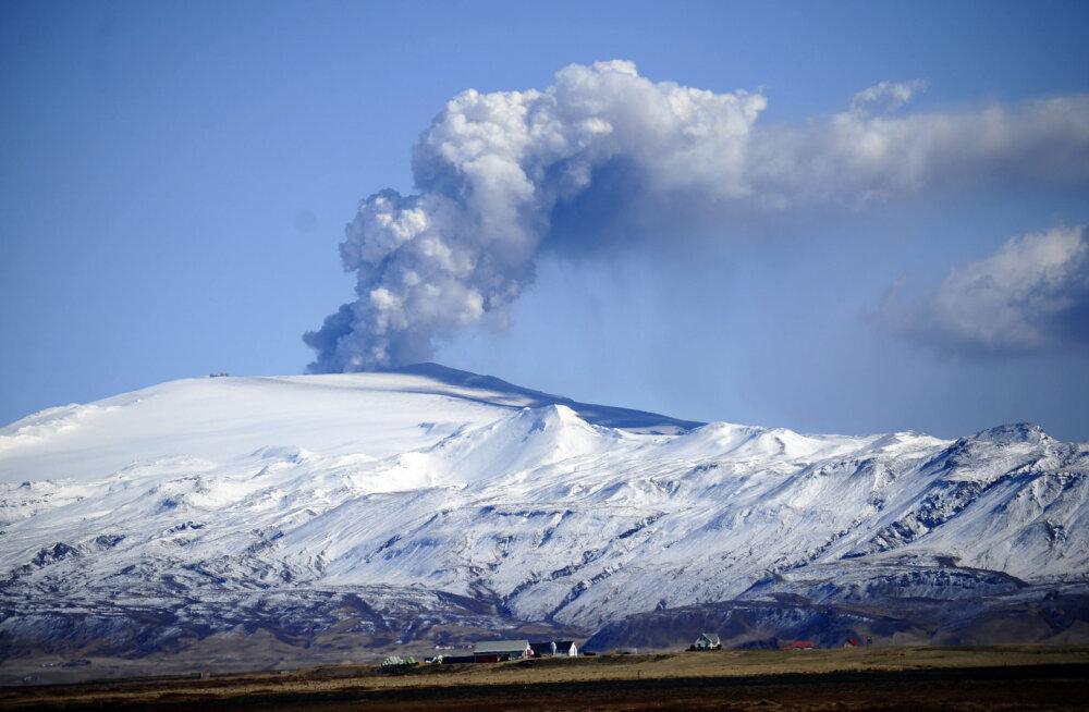 Eesti vulkaanispetsialist: Katla vulkaan hetkel ohtu ei kujuta