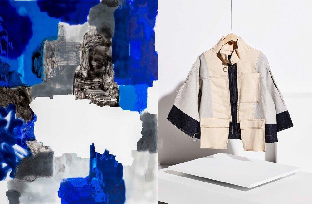Lindexi kollektsioon Art meets Fashion