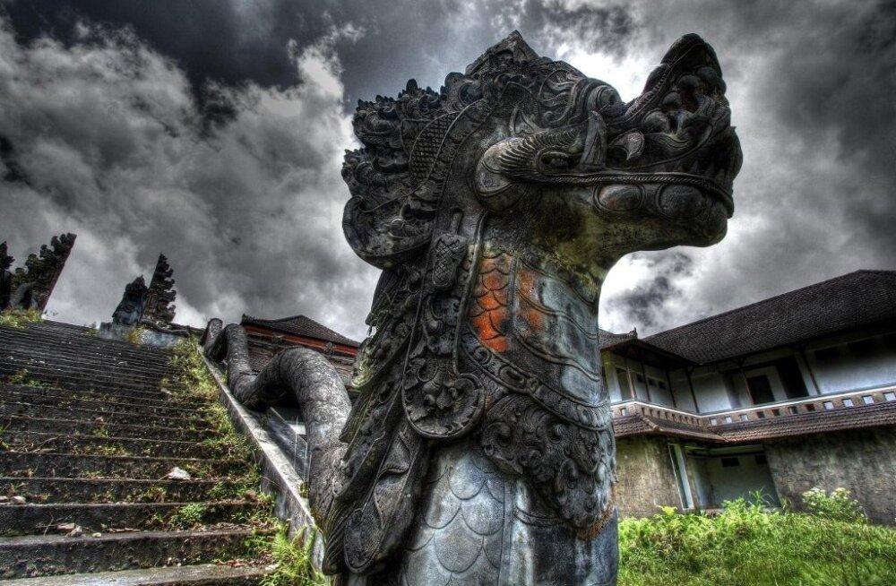 Бедугул Таман — мистический отель, где живут духи и призраки