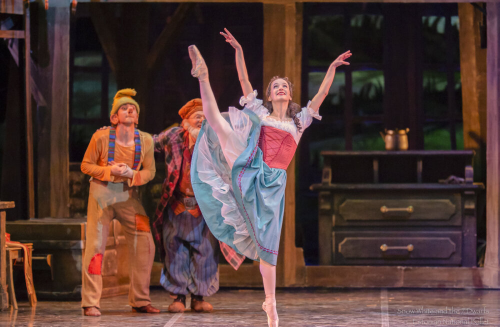 Rahvusooper Estonia annab viis külalisetendust Moskva Suures Teatris