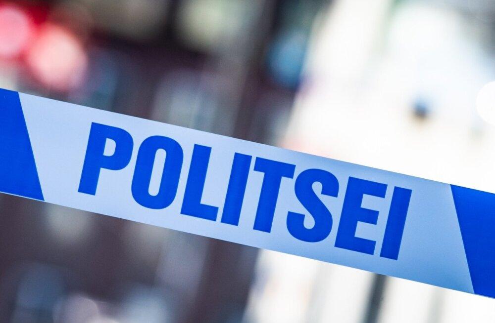 Kohtla-Järvel rööviti pandimaja: teenindaja sai viga