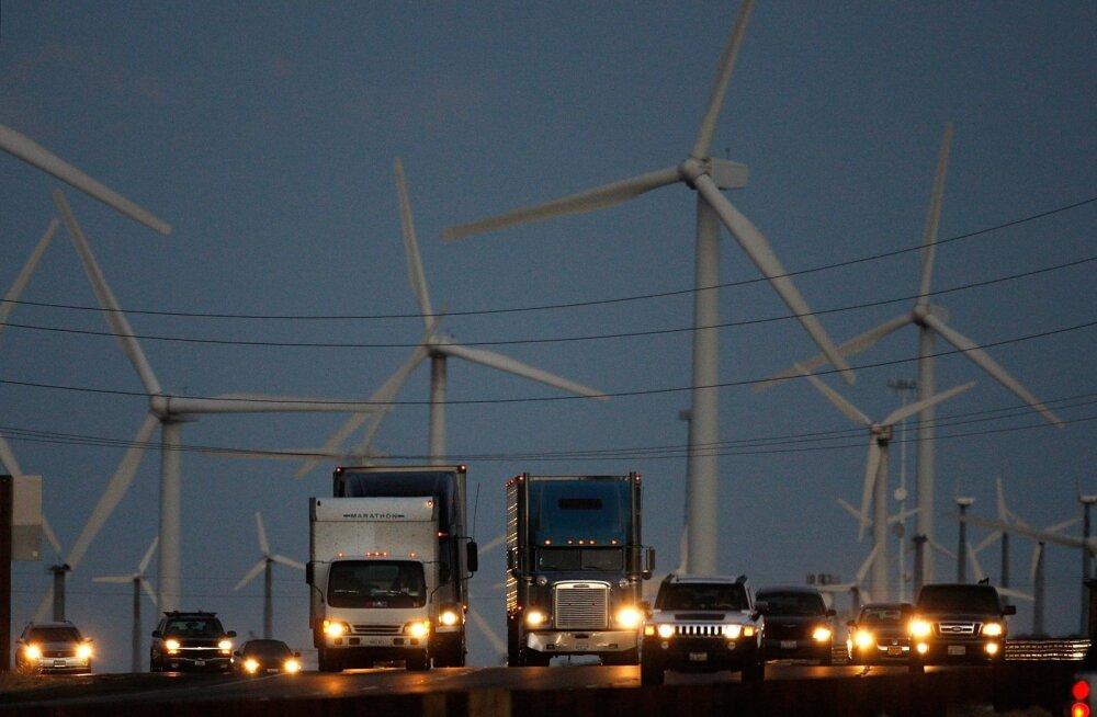 Ameerika elektrivõrk