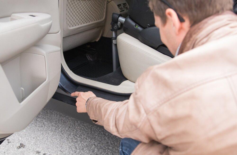 Margus avastas auto roostetamise liiga hilja, sest Subaru esindaja poole pöördumise hetkeks oli garantii juba läbi saanud.